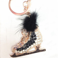 Black-Roller-Skates-Shoe-Feather-Pendant-Charm-Rhinestone-Crystal-Purse-Bag-Car-Keyring-Key-Chain-Accessories.jpg_200x200