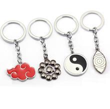 Naruto porte-clés Kakashi cosplay Uchiha Sasuke accessoires jouets accessoires Itachi akatsuki madara accessoires chauds