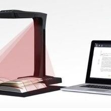 Высокоскоростной Интеллектуальный сканер книги высокого разрешения сканер цифровой визуализатор VGA HDMI 18M пикселей сканер визуальный ведущий
