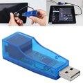 Adaptador Ethernet USB 2.0 Tarjeta de Red RJ45 Lan 10/100 Mbps Para PC Portátil