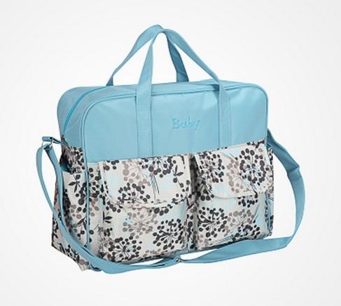 ¡ Promoción! capacidad de la bolsa de pañales para mamá y del bebé del gatito de maternidad nappy travel tote bolsas de mensajero
