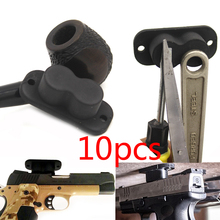 10pcs Gun Magnet, Magnetic Mount Holster Concealed Holder hunting Accessory, Safe Solution, Simple Installation, Holders