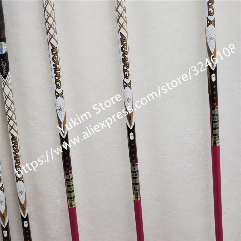 Nuove Donne Golf club HONMA S 06 4 Star di colore Dell'oro driver di Golf 11.5 loft Grafite L flex Club di Trasporto trasporto libero - 6