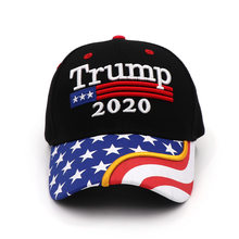 Donald Trump 2020 Cap Camouflage USA Flag Baseball Caps Make America Great Again Snapback President Hat Embroidery Wholesale(China)