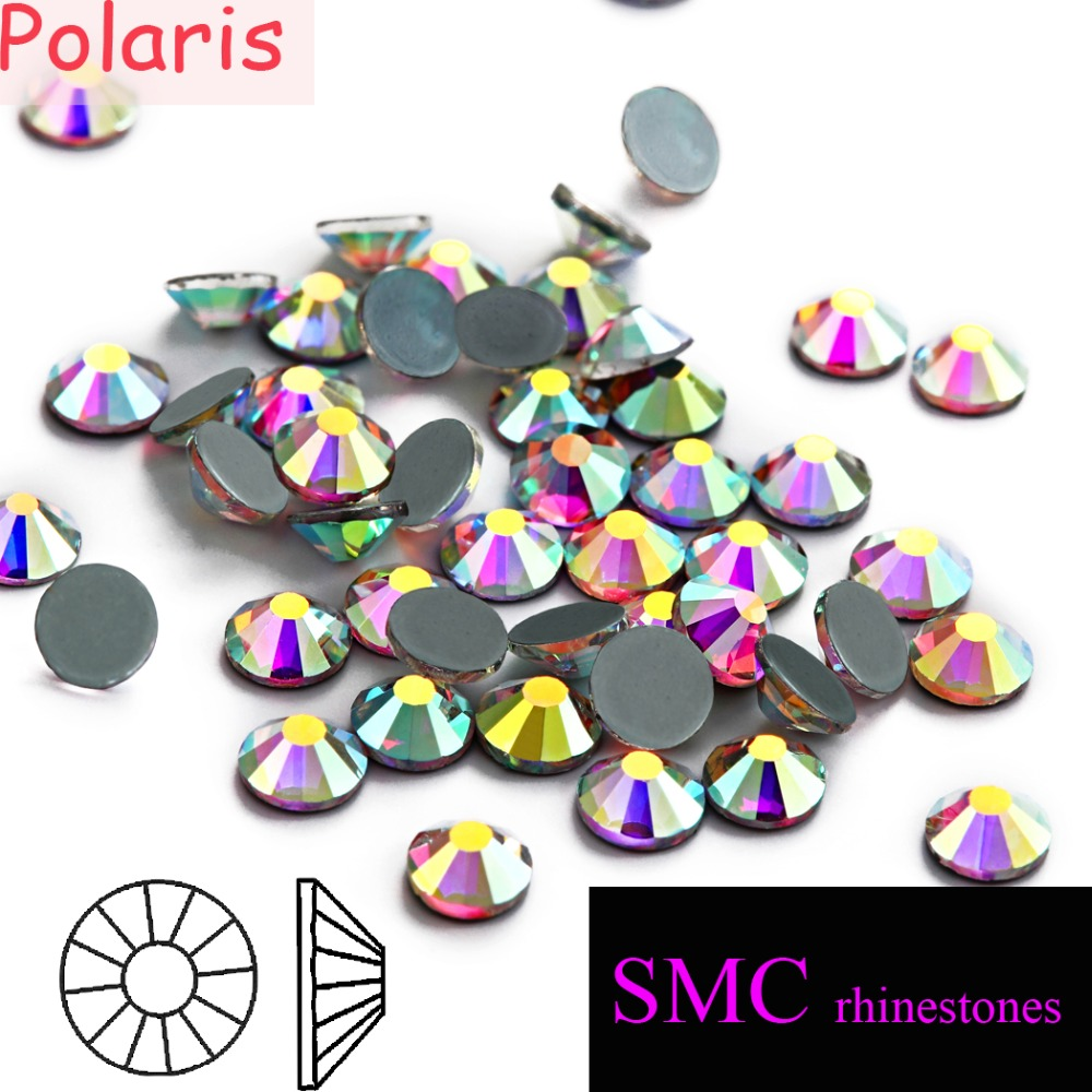 Detail Feedback Questions about New SMC Grade AAAAA Crystal AB Hotfix Iron  on Rhinestones Mainsize ss3 ss34 for Professional Wholesale Buers on ... 4873cd6f35a3