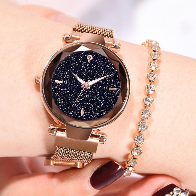 luxury-bracelet-brand-quartz-watches-for-women-ladies-magnetic-starry-sky-watch-fashion-diamond-quartz-clock-damski-relogio