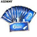 Producto de Higiene Bucal dientes Blanqueamiento Dental Cuidado de Ultra Blanco 3D Dientes Advanced Whitening Tiras de Gel 14 Par Dental Blanqueador de Dientes