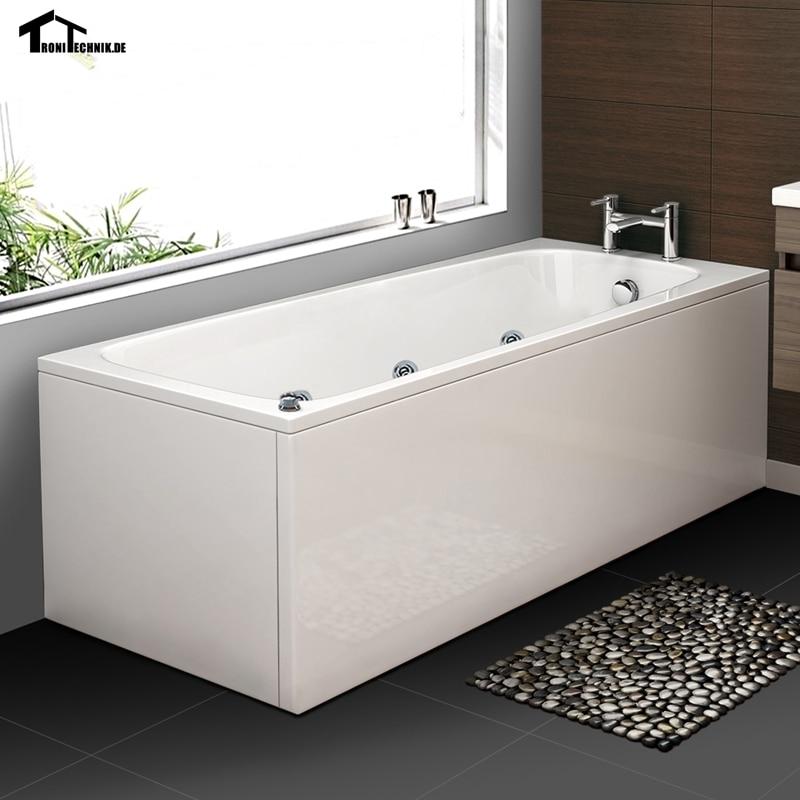 1700mm Whirlpool Baths Hot Tub Bathtub Single Straight Bath 9 Jets Massage  Bath Spa Massage Hidromasaje Acrylic Piscine 170SSW In Bathtubs U0026  Whirlpools From ...