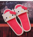 Autumn and winter fashion Kitty Plush Women Slippers slip Home Furnishing lovely home female slippers indoor slippers