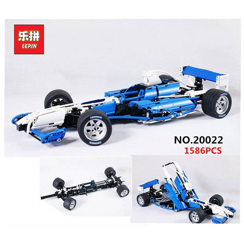 Lepin 20022 Williams F1 Team Racer building bricks Toys for children Game Model Car Gift Compatible with Decool Bela 8461 lepin 16018 pirate ship ambush building bricks blocks toys for children boys game model gift compatible with bela decool 79008