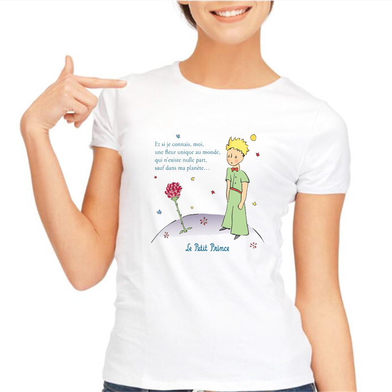 Resultado de imagen de camisetas el principito