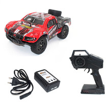 2017 hot sell RC Car  4CH 4WD 4*4 40 KM/H high speed Off-road Remote Control Racer Vehicle with 390 motor Boys Model Toys Gifts