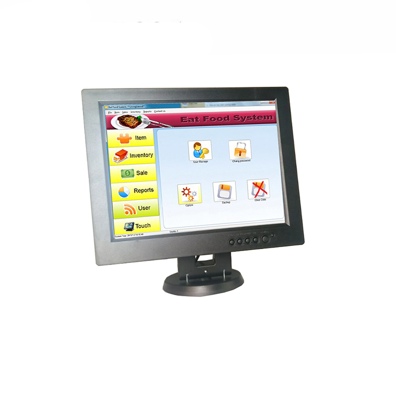 Compos TM1201 12 inch touch screen monitor Touch Screen Monitor cheap touch screen monitor 10 1 inch touch screen 100
