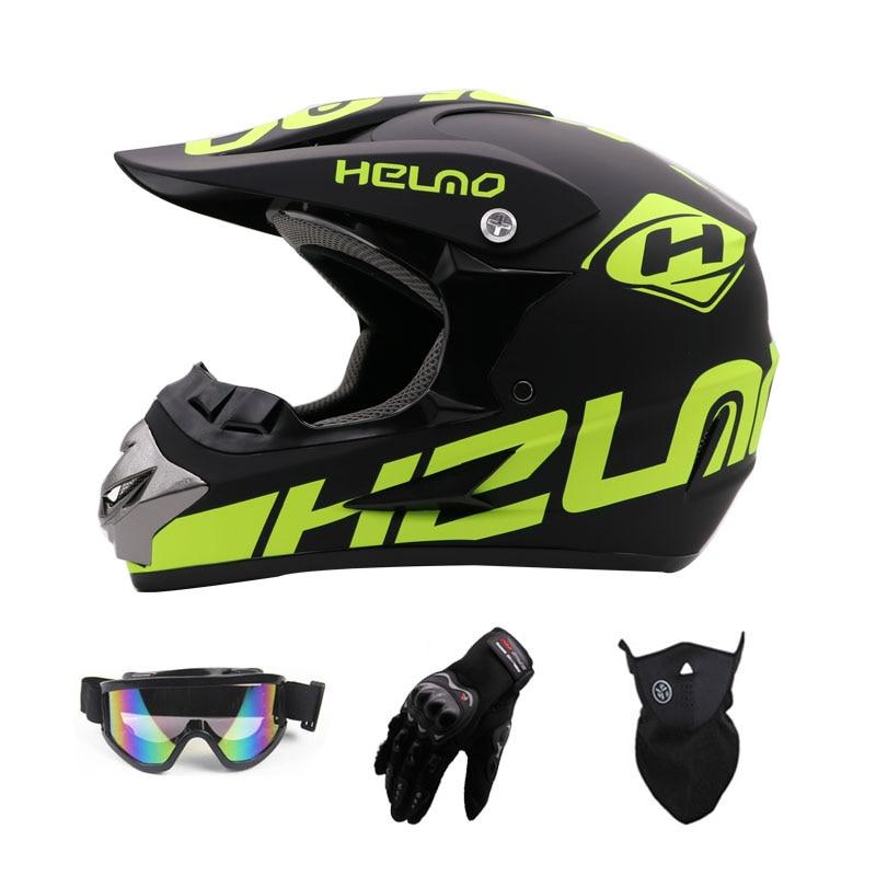 New Motocross Helmet Off Road Professional ATV Cross Helmets MTB DH Racing Motorcycle Helmet Dirt Bike