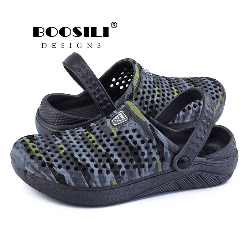 Mens Leather Sandal 2020 New Men's Breathable Sandals Tide Male Shoes Erkek Ayakkabi Men Zapatillas Hombre Leisure High Quality