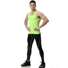 Мужской спортивный костюм из двух предметов Быстросохнущий летний