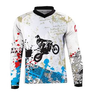 Image 5 - Maglie Moto Moto XC Moto estate Mountain Bike maglia Motocross XC BMX DH MTB T Shirt abbigliamento