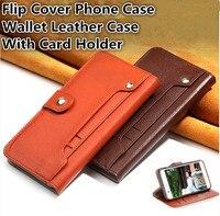 ND07 Wallet Genuine Leather Case For Google Pixel 2 XL(6.0') Flip cover For Google Pixel 2 XL Phone Case With Card Holder