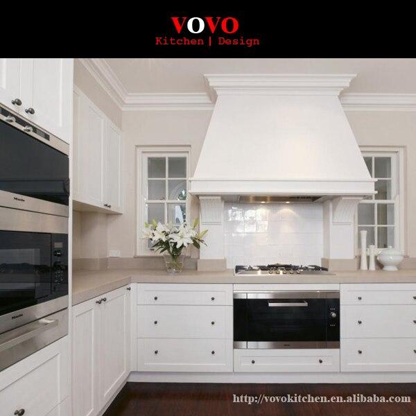 € 2425.33 |Meubles de cuisine en laque blanche américaine de luxe moderne  dans Armoires de cuisine de Rénovation sur AliExpress.com | Alibaba Group