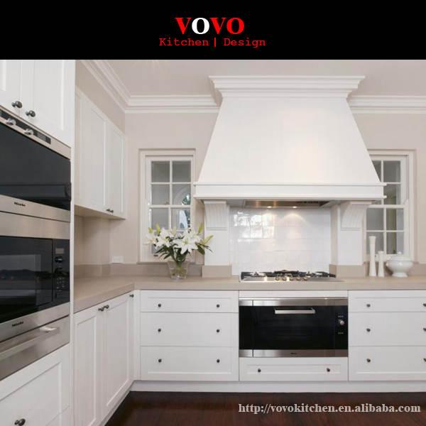 € 2475.26 |Muebles de cocina lacado blanco americano de lujo moderno-in  Armarios de cocina from Mejoras para el hogar on Aliexpress.com | Alibaba  ...
