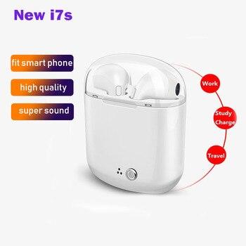 Hot Sell i7s TWS Mini Wireless Bluetooth Earphone Stereo Earbud PK i10 i12 i20 i13 i14 i88 tws Headset With Charging Box