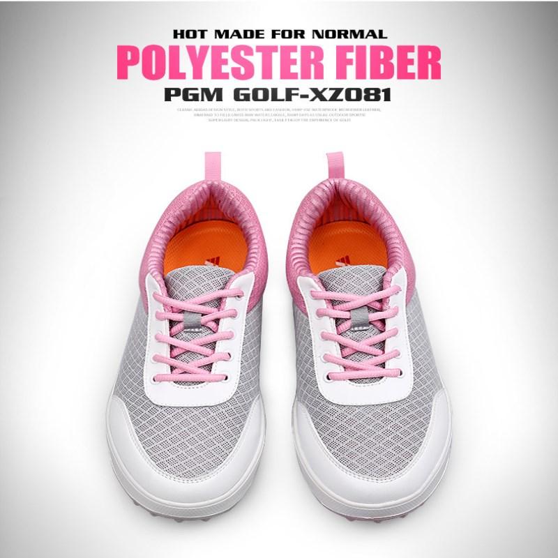 2017 été nouveau golf femmes super léger respirant pas de pli net tissu sport respirant chaussures - 6