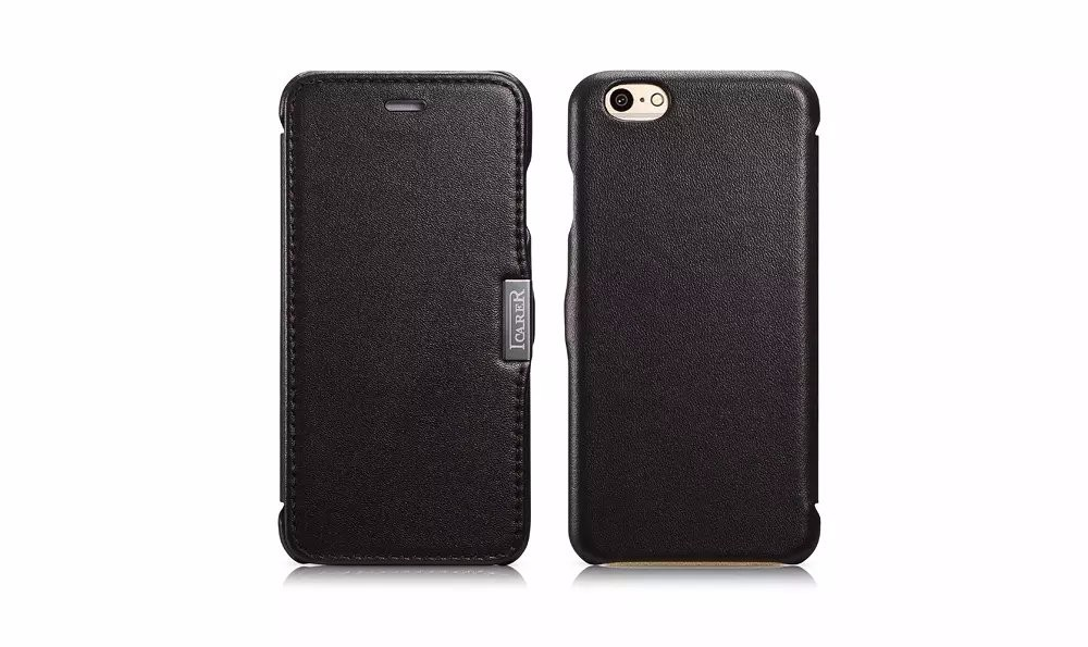 For iphone 6 6s plus flip case mobile phone leather case (5)