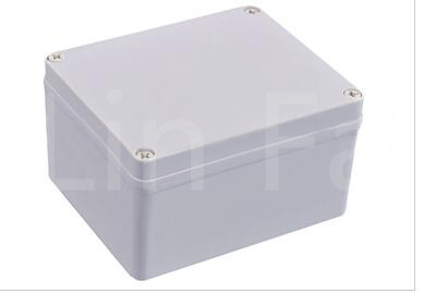 Caixas de Gabinete Eletrônica de Plástico Peça Plástico Impermeável Gabinete 170*140*95mm Venda Quente 2020 Novo 2 Abs