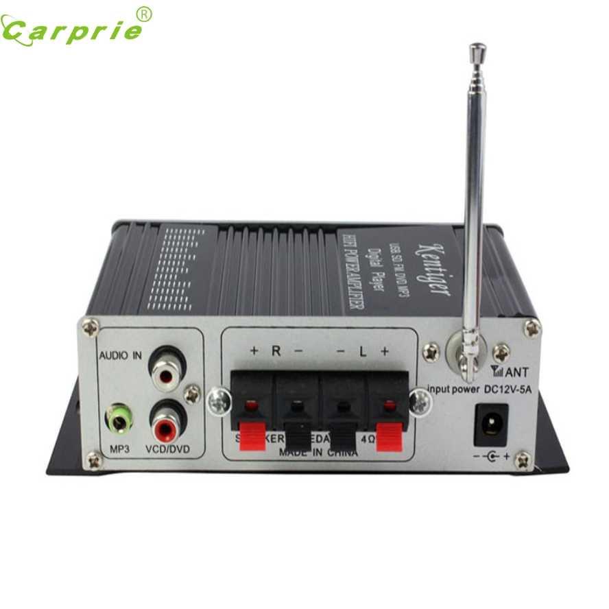 Новое поступление 2CH 200 W Мощность Мини HiFi аудио стереоусилитель усилитель для ipod автомобиля домой MP3 FM BL