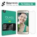 100% Оригинал Seyisoo Бренд Протектор Экрана Закаленное Стекло Для Samsung Galaxy S6 Ясно 2.5D 9 H 0.3 мм Закаленное Защитная Пленка