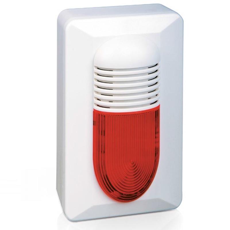 Conventional Sounder Beacon HX-100A(C-9401)   GST  Sound Strobe  Sound And Light Alarm  Siren
