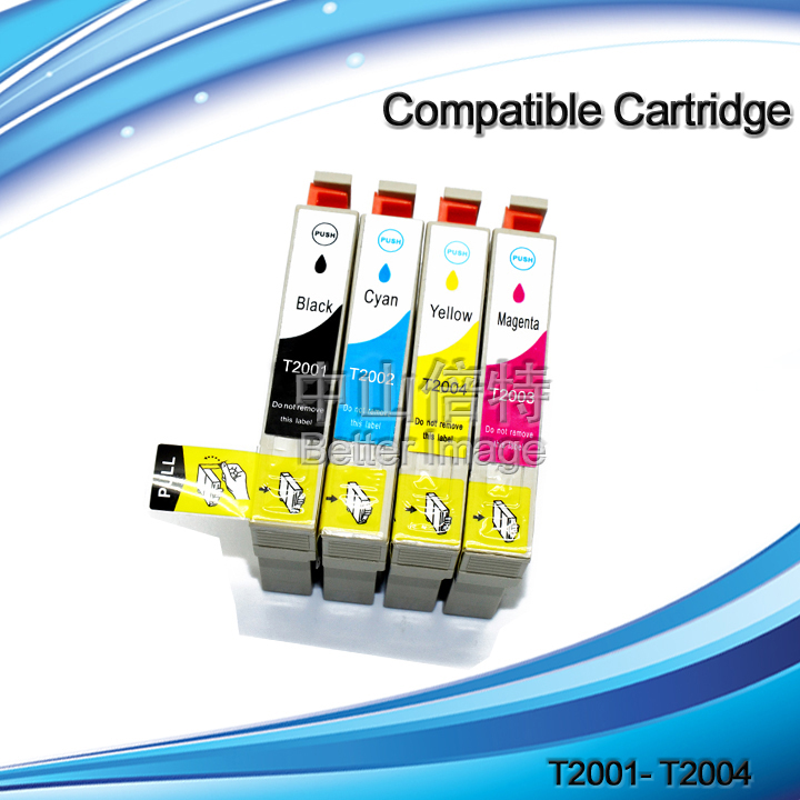 INK WAY NON OEM 200XL High Capacity DURABrite Ultra Ink Cartridge Value Pack for WF 2510
