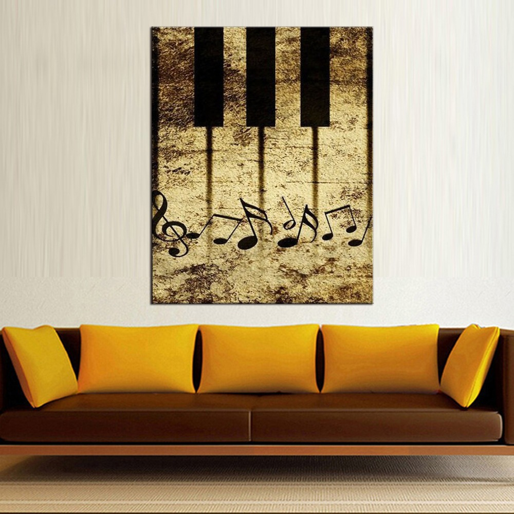 Fantastic Piano Wall Art Vignette - The Wall Art Decorations ...