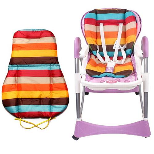 Waterproof Rainbow Baby Pram Stroller Pad