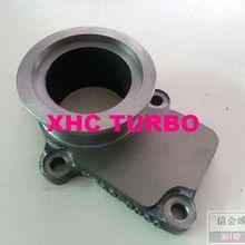 HE200WG ISDe140 4.5L 140HP турбо Турбокомпрессор выхлопной коллектор фланец 3978390