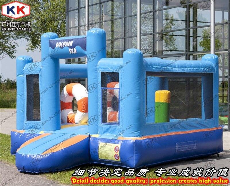 KK font b Bouncer b font House Inflatable font b Bouncer b font Castle Jump Castle