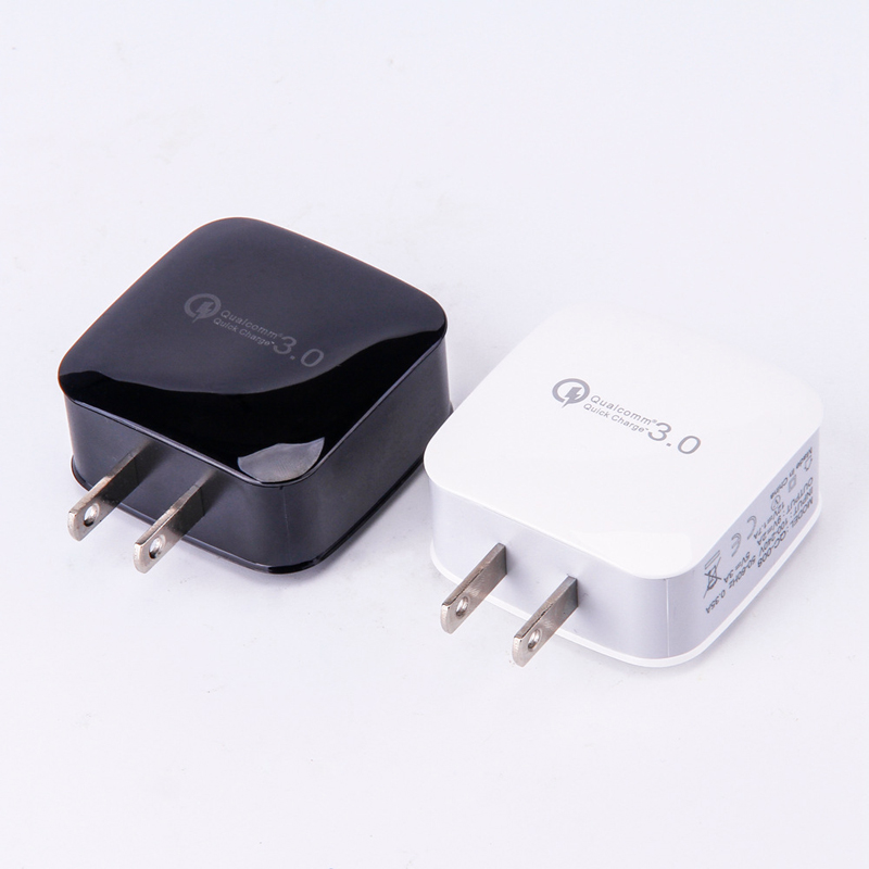 GEUMXL 5V 3A Smart Travel Quick Charge 3.0 Cargador doble USB - Accesorios y repuestos para celulares - foto 3