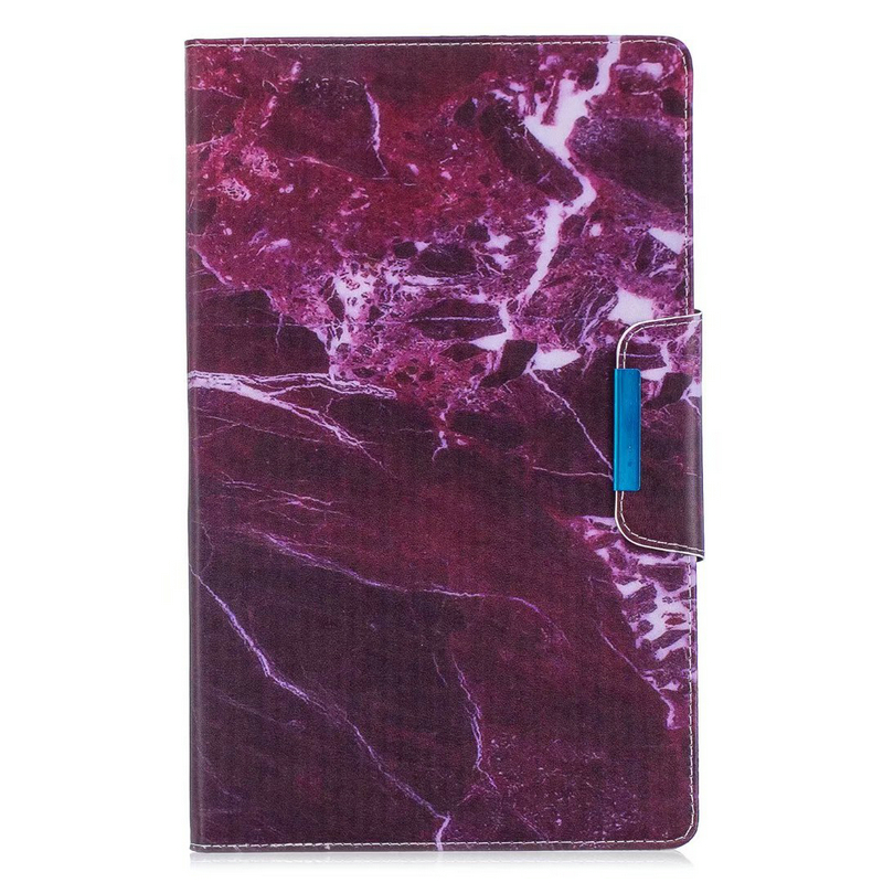 Case For Samsung Galaxy Tab A 10.5 T590 PU Leather Tablet Case Painted Unicorn Protective Case For Samsung Tab A 10.5 T595 Cover