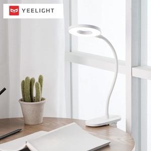 Image 3 - Yeelight مشبك LED مصباح كليب على ضوء الليل USB قابلة للشحن 5 واط 360 درجة يعتم القراءة مصباح لغرفة النوم