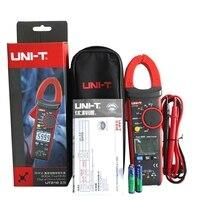 UNI T UT216D OLED Дисплей 600A промышленных True RMS цифровой зажим метров AC/DC ток V/A