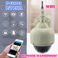 PTZ IP Camera WiFi Wireless Home Security network Surveillance HD 720P Mega ball outdoor waterproof