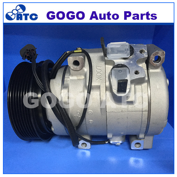 10S17C Air Conditioning Compressor for H onda FRV OEM 447170 8750 447180 8161 447220 4162 447220