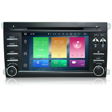 Android 8 0 Two Din 7 Inch Car DVD Player For Porsche Cayenne With Octa Cores