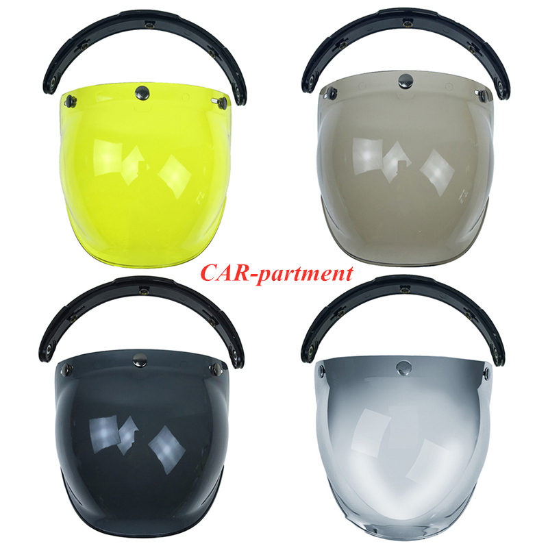 Motorcycle Helmet Adapter Flip Up Base Attachment For Riding Motocross Bubble Shield Visor Face Mask Casco Capacete Casque Moto(China)