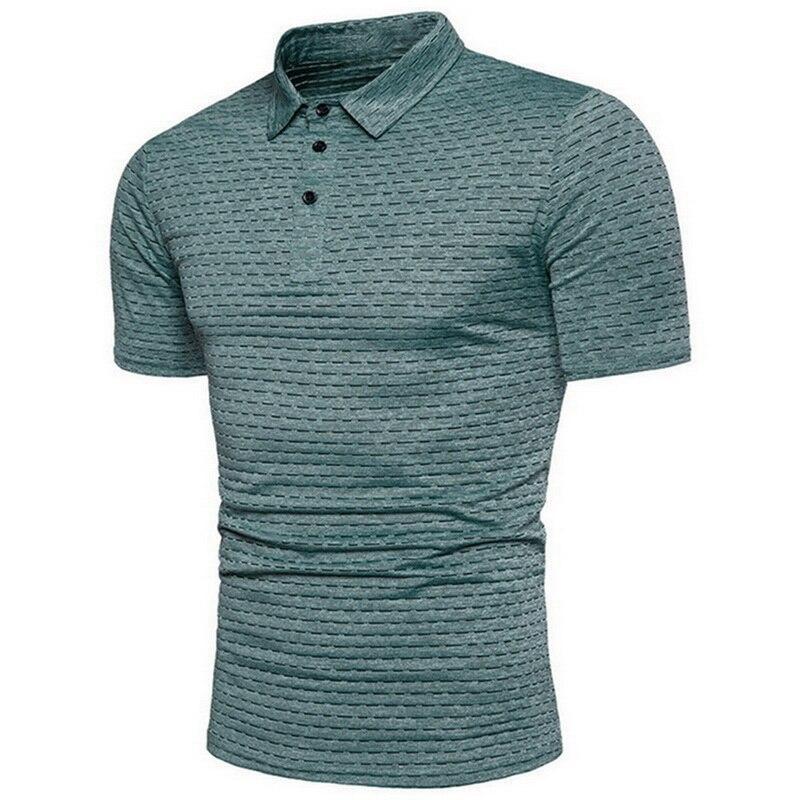 Mutig Mens Solide Kragen Polo Marken 2019 Sommer Männlichen Mode Afrika Stil Atmungsaktive Kurzarm Ionic Jacquard T Shirts Homme So Effektiv Wie Eine Fee Mutter & Kinder