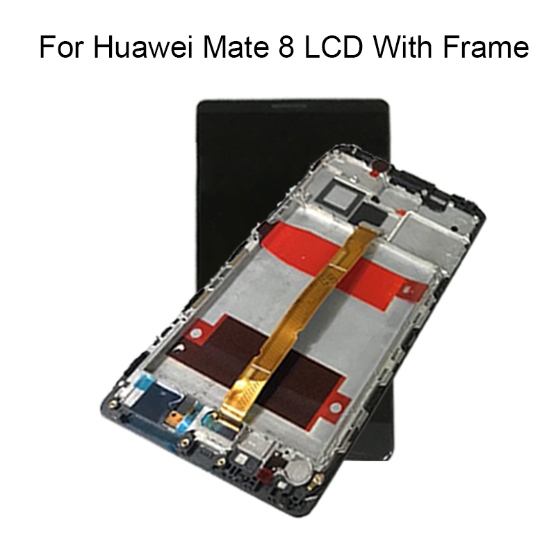 100% Tested New For HUAWEI Mate 8 LCD With Frame Display Touch Screen Assembly Replacement Spare Parts For HUAWEI Mate 8 LCD100% Tested New For HUAWEI Mate 8 LCD With Frame Display Touch Screen Assembly Replacement Spare Parts For HUAWEI Mate 8 LCD