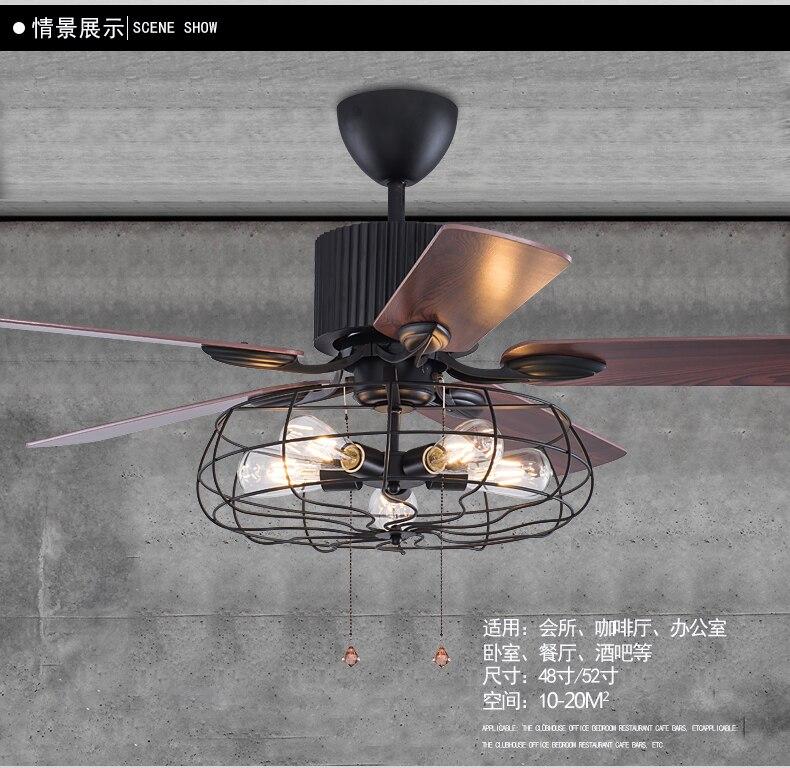 High Quality lamp fan