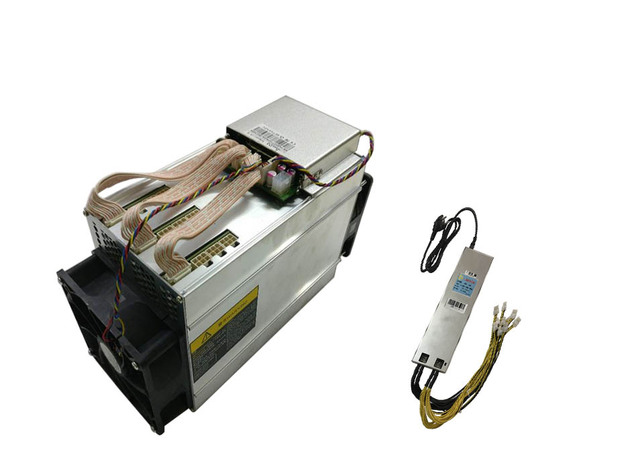 KUANGCHENG newest DASH miner ANTMINER D3 17G/S 1200W( WITH PSU ) BITMAIN  X11 MINER WORK DASH B2X Asic Mine -in Servers from Computer & Office on