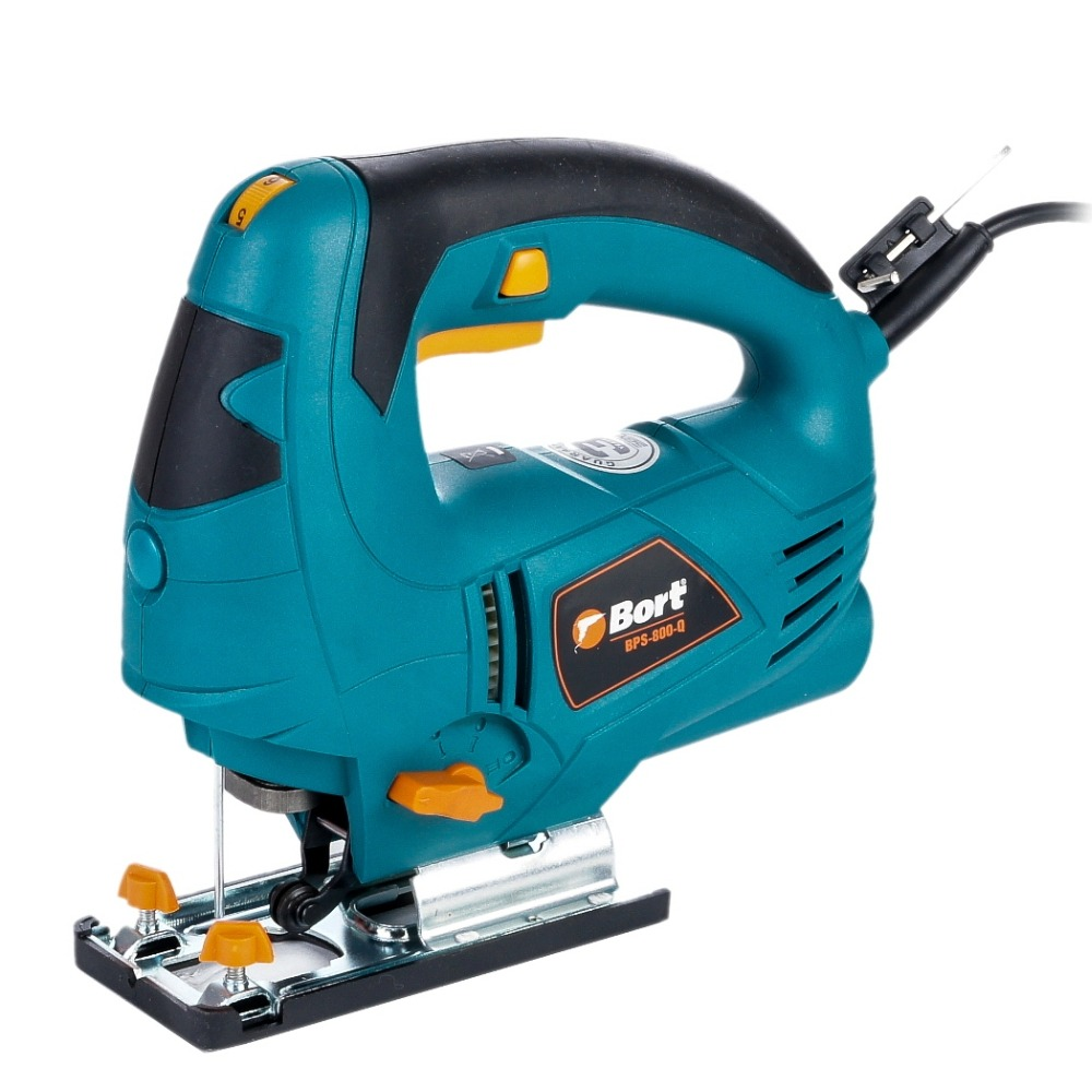 Jig saws Bort BPS-800-Q bort bps 500 p 93720315 электрический лобзик blue