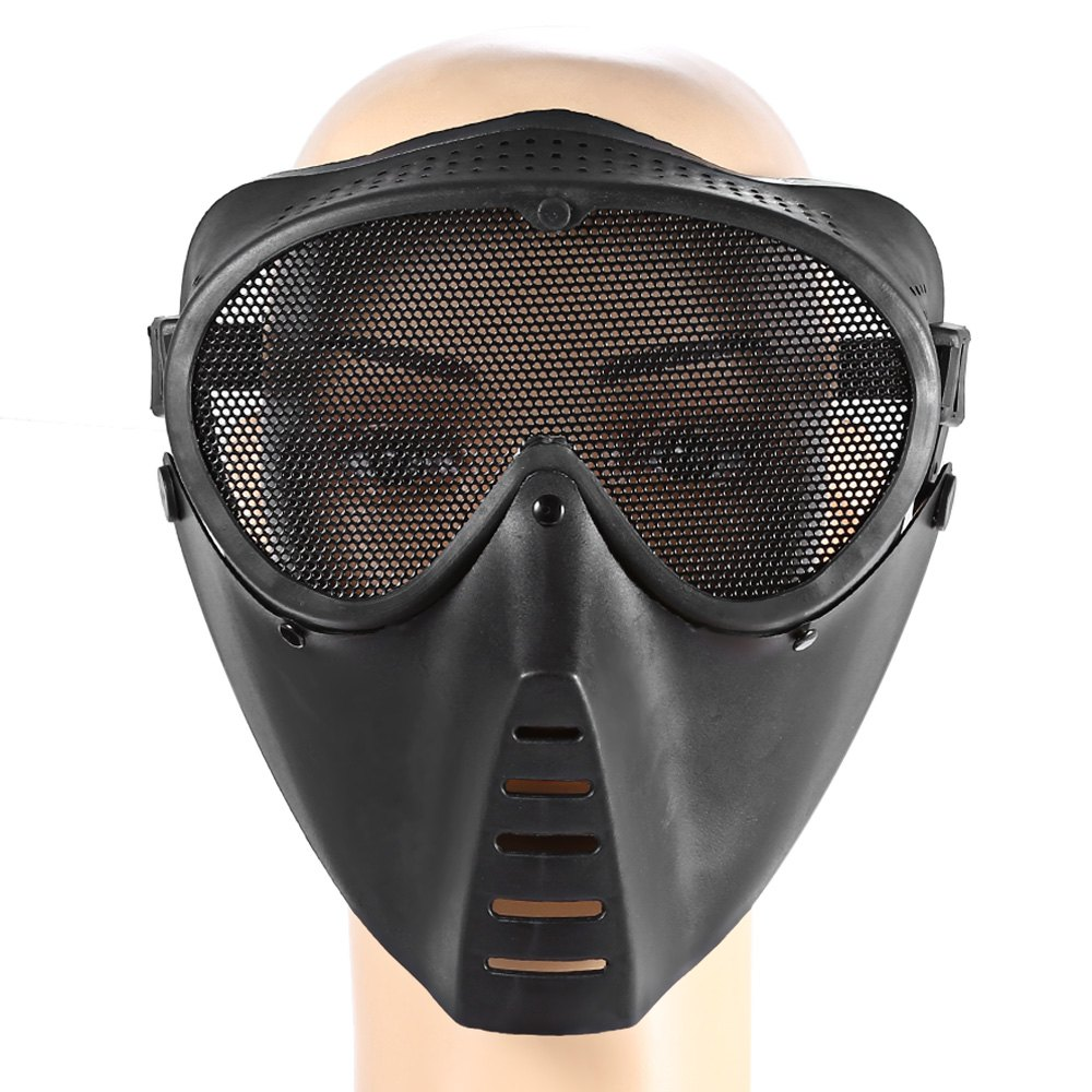 masque protection operation
